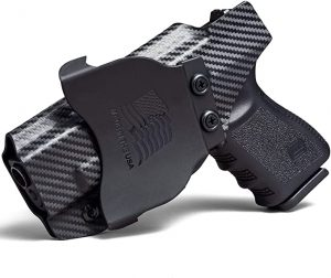 Concealment Express OWB Paddle KYDEX Holster Review