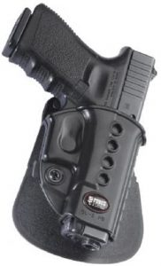 Fobus Conceal Paddle Holster. Review