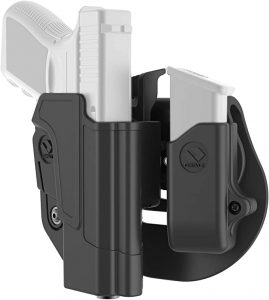 Orpaz Glock Level 2 Paddle With Magazine Holster Review_