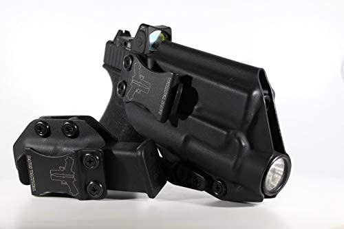 Davis Tactical IWB Light Bearing Kydex Holster