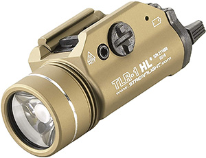 Streamlight 69266 TLR-1-HL High Lumen Rail-Mounted Tactical Light Review