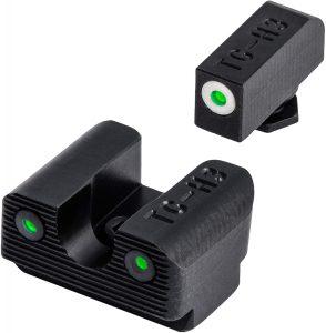 TRUGLO Tritium Pro Glow-in-The-Dark Handgun Night Sights for Glock Review
